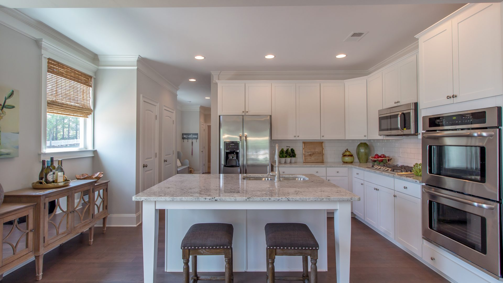 Silver Springs Model Kitchen