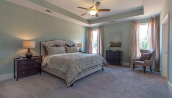 Master Suite on Main Floor