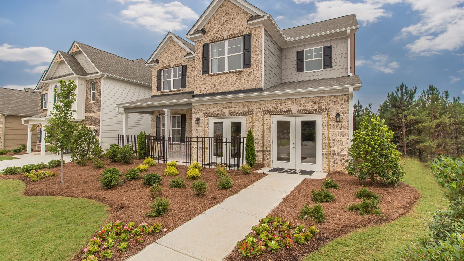 Heritage Pointe In Lawrenceville Ga Paran Homes