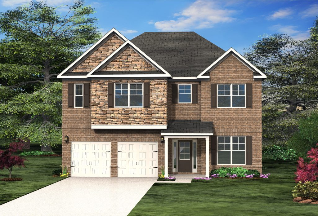 Paran Homes Raises the Curtain on Heritage Pointe in Lawrenceville – Paran Homes Floor Plans