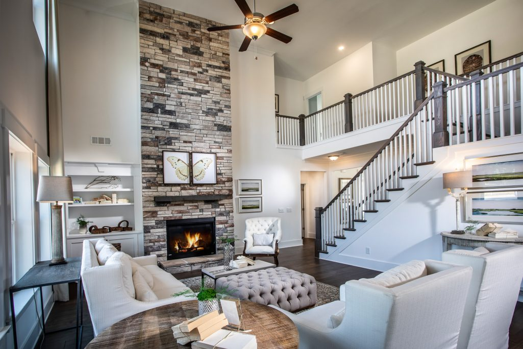 Model Home at Kennesaw's Chestnut Farms Now Open to the ... on Model Pictures Ideas  id=39913