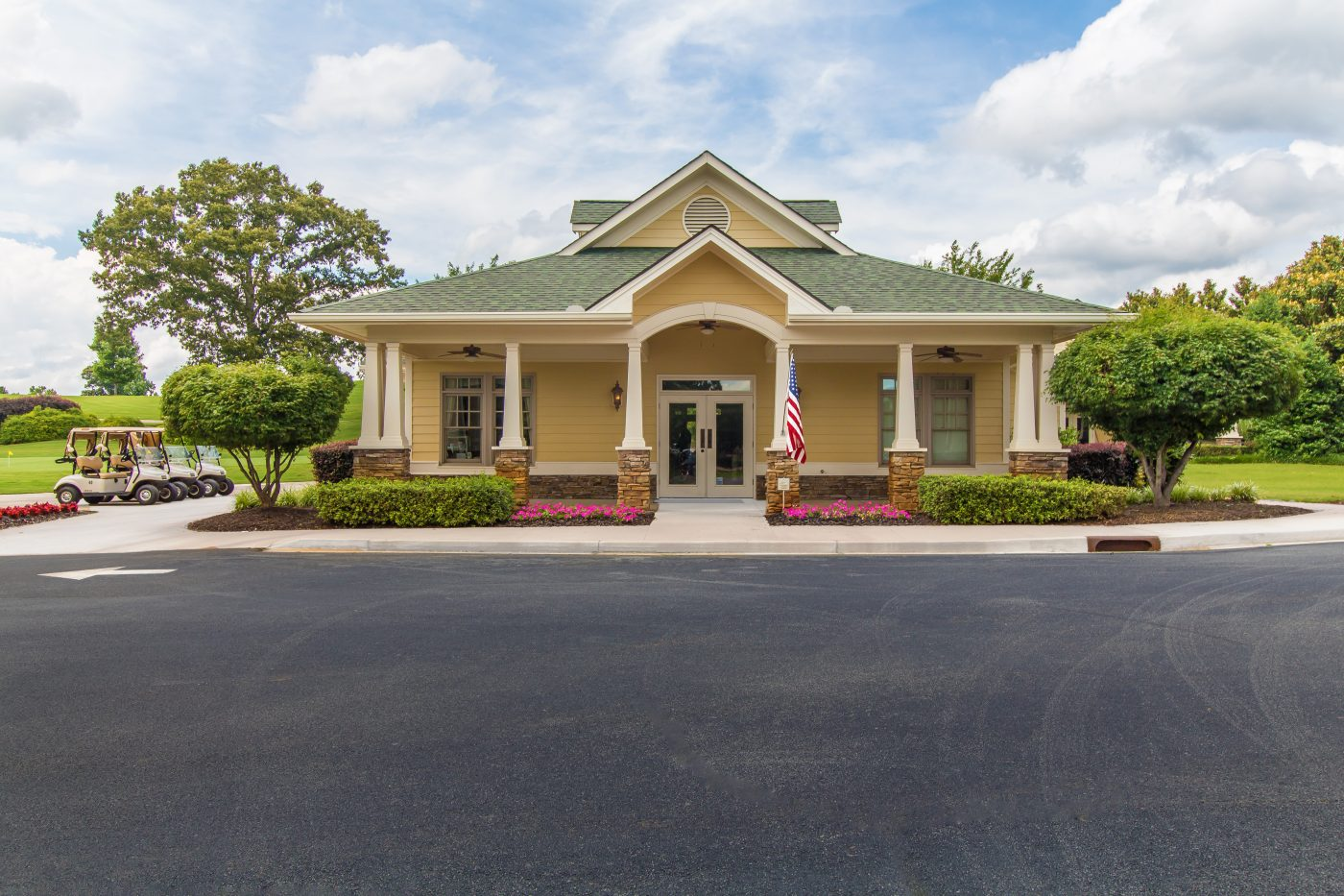 Traditions of Braselton Golf Clubhouse