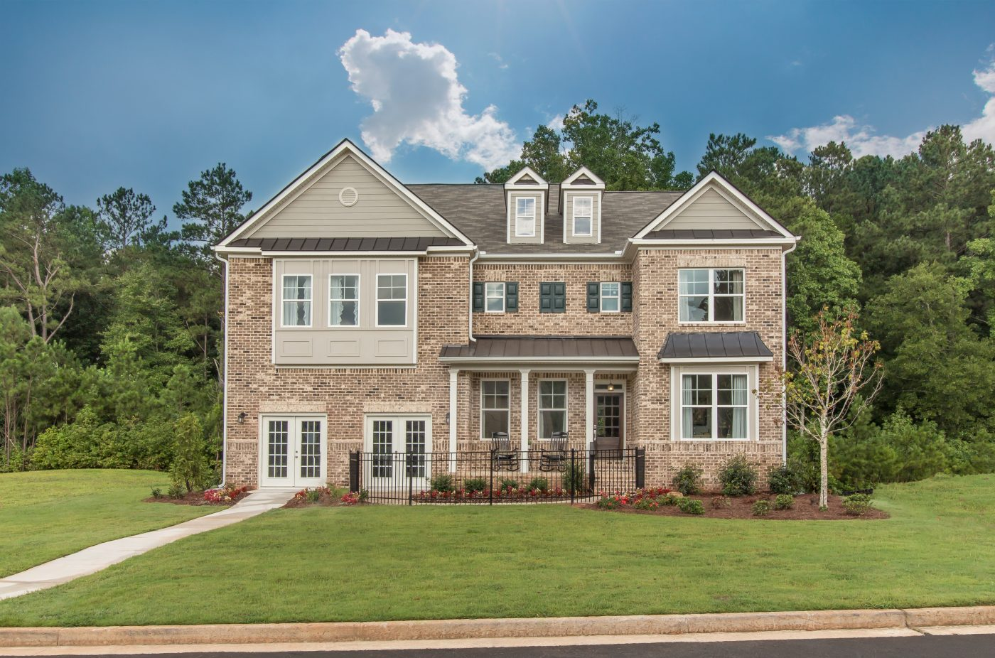 Oakleigh Pointe | Woodbury Model- Exterior