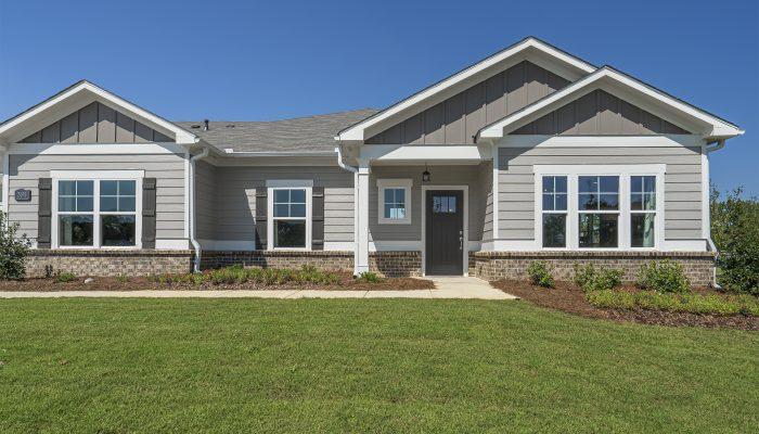 Seaboard Junction Model Home