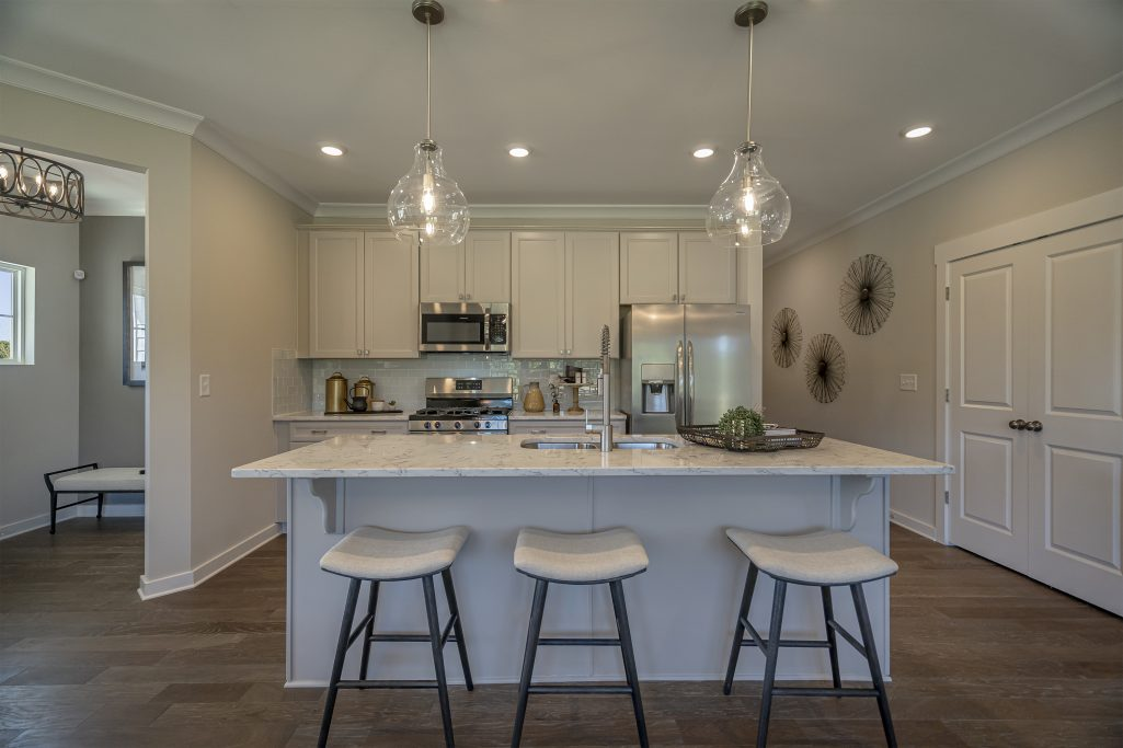 Savannah Floor Plan Kitchen