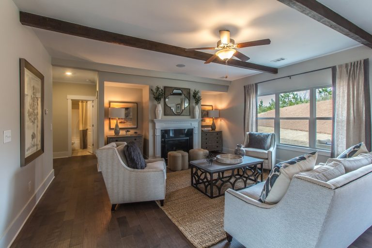 New homes with open floor plans for Active Adults in Loganville Georgia