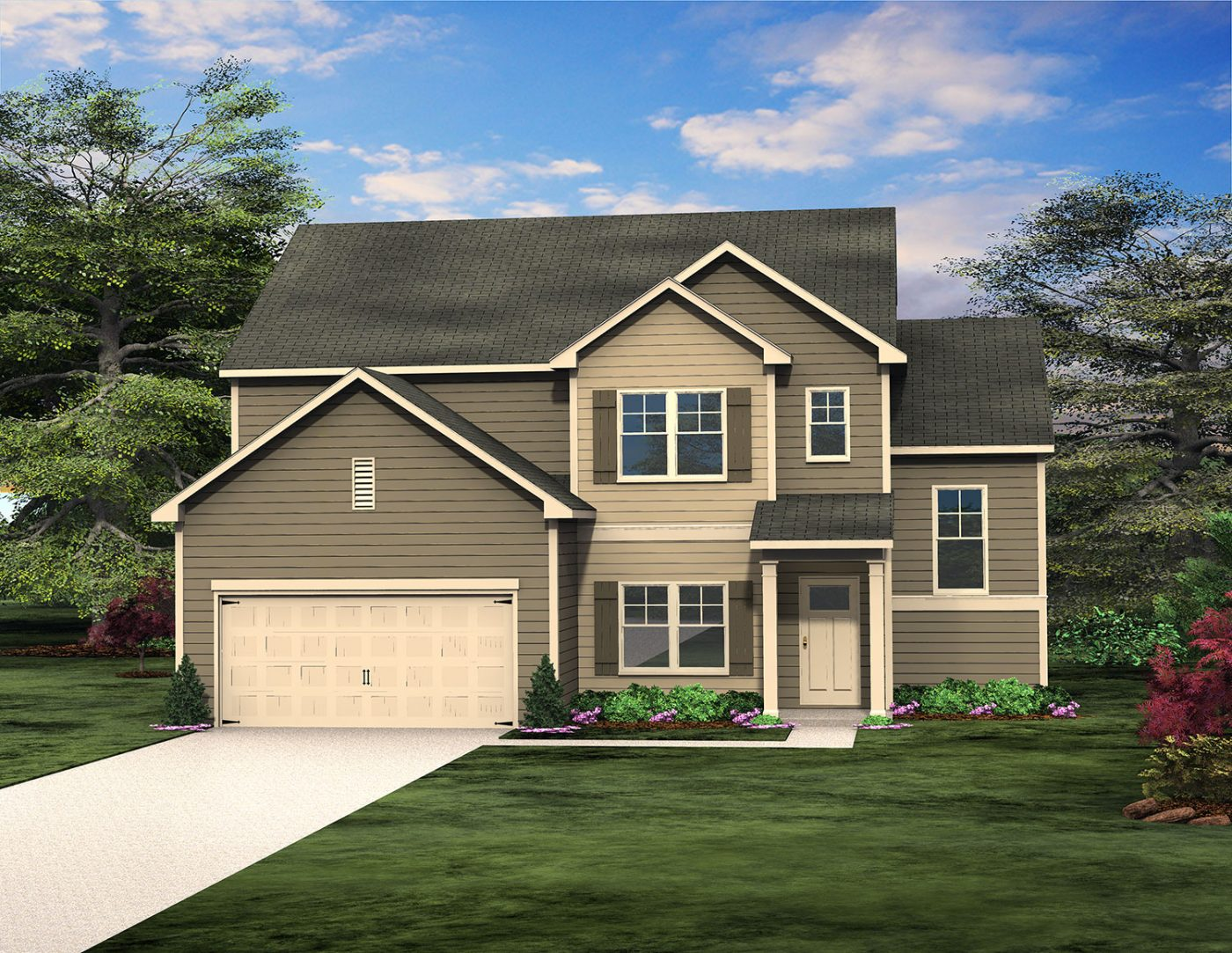 Oakmont Paran Homes