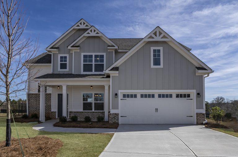 Single Family Homes in Dallas Georgia's Oakleigh Pointe