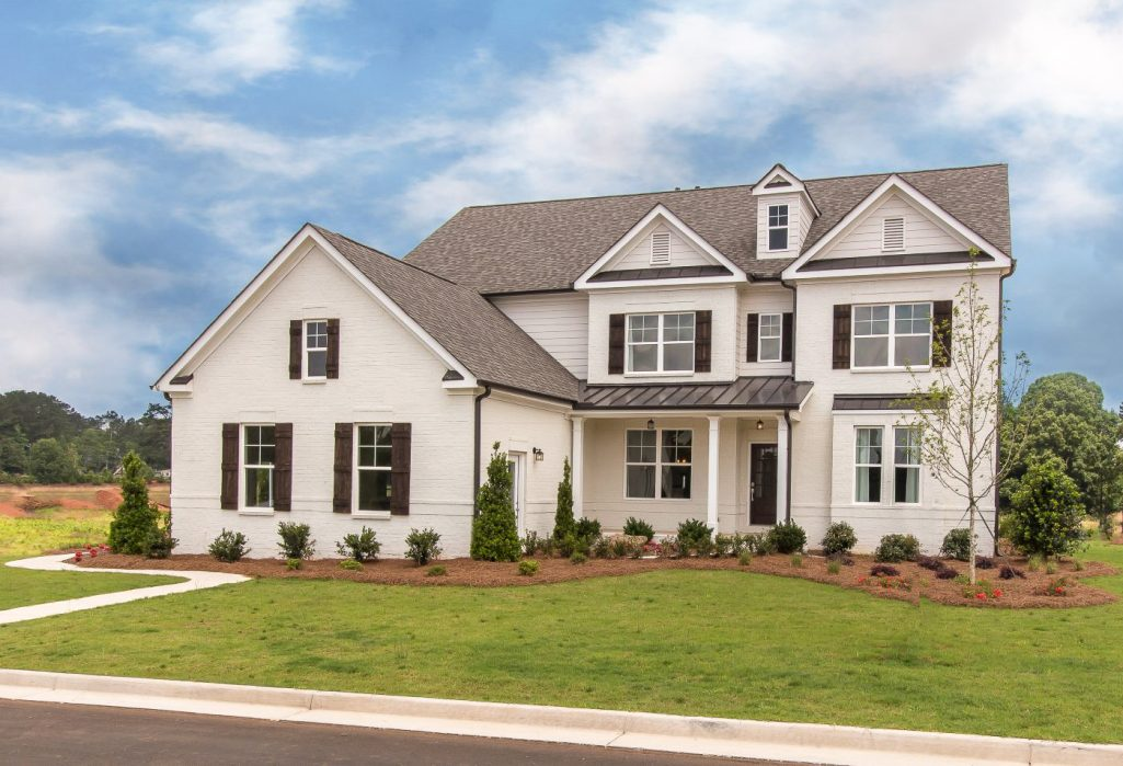 New Craftmans Style Homes in Kennesaw Georgia
