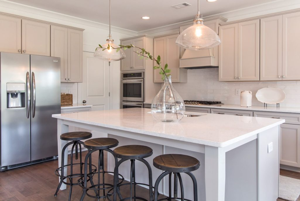 New open floor plan Homes in Kennesaw Georgia