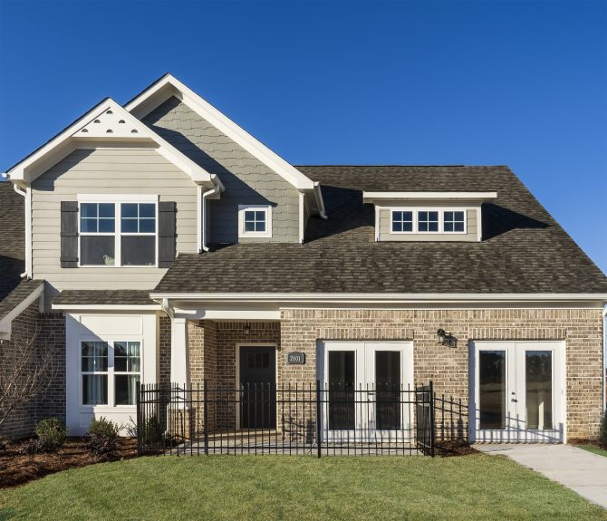 55+ New Home Community in Roswell