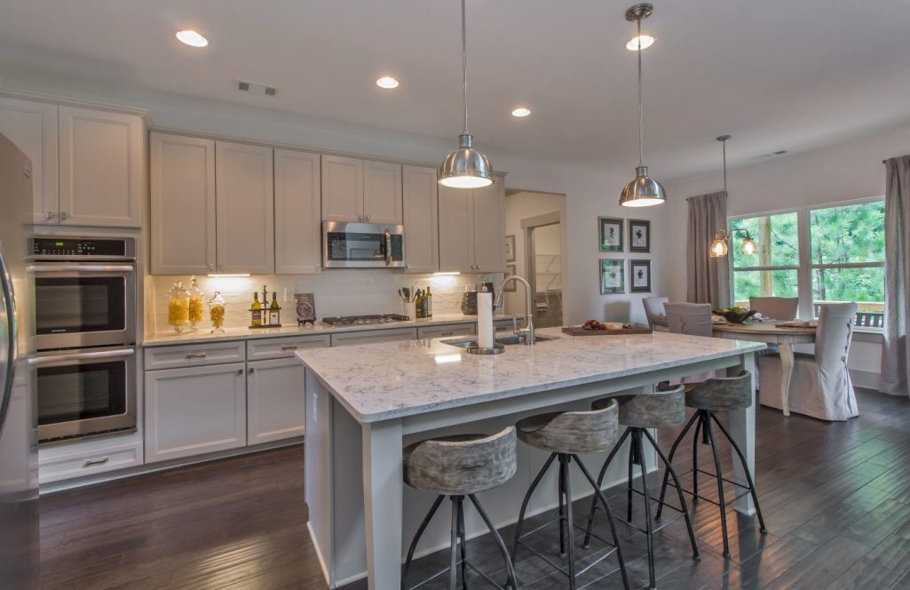 New Homes in East Paulding's Oakleigh Pointe