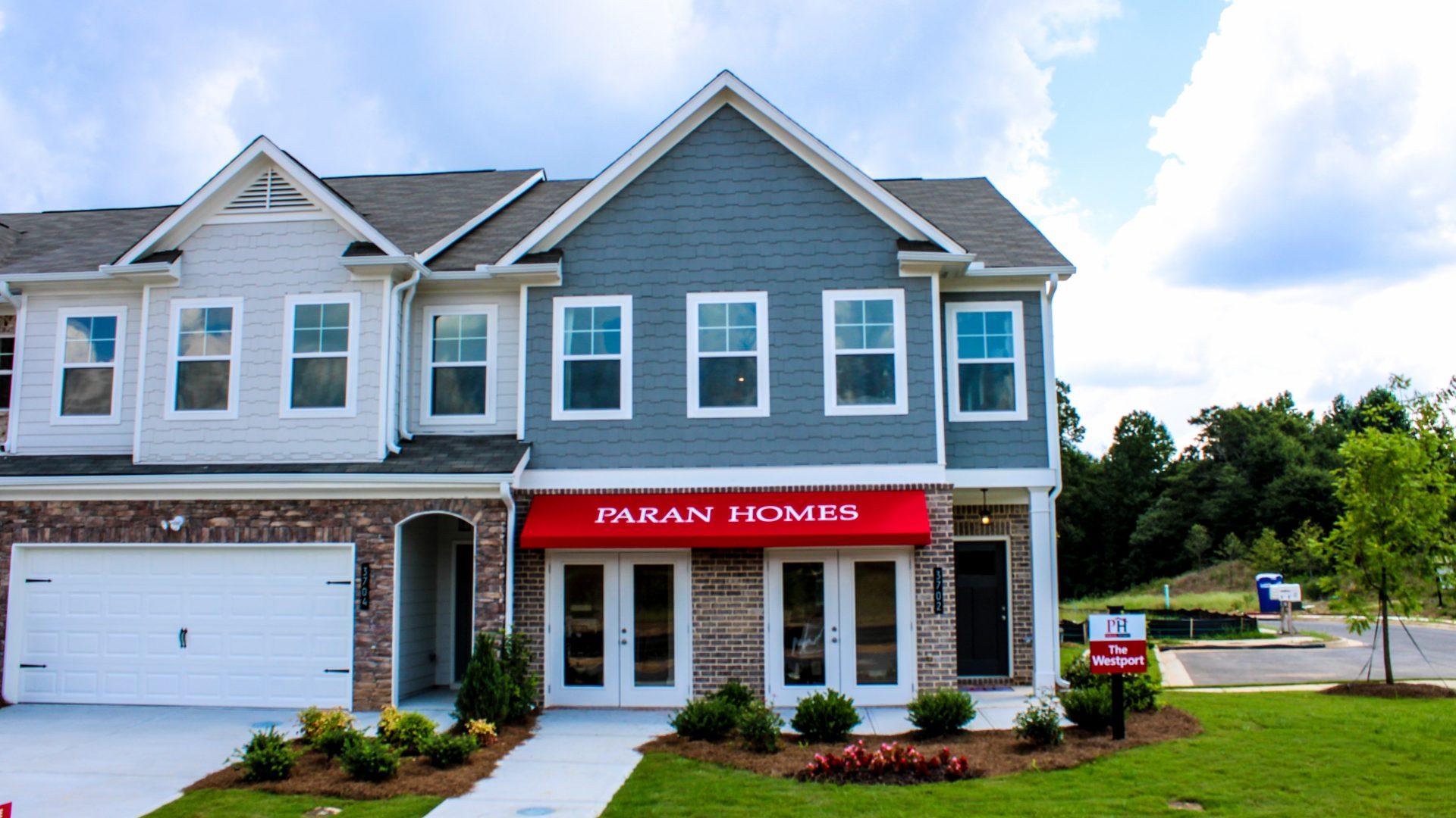 Sweetwater Landing Townhomes by Paran Homes in Powder Springs, GA