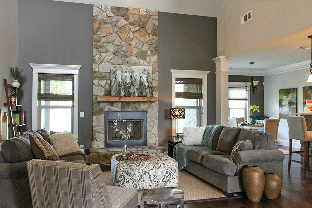 New Homes Near Nashville with open floor plans