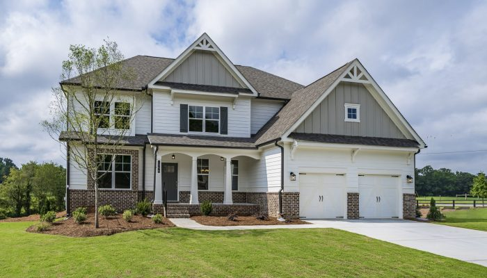 Magnolia Court - New Homes in Marietta