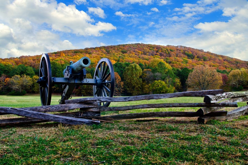 Kennesaw Mountain National Battlefield Park - Just one of the many thing you can do living in Marietta.
