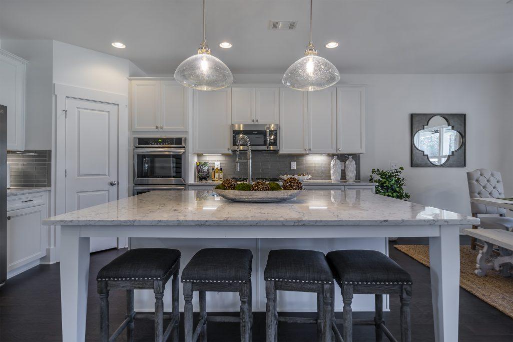 Kirkview single-family home kitchen in Marietta