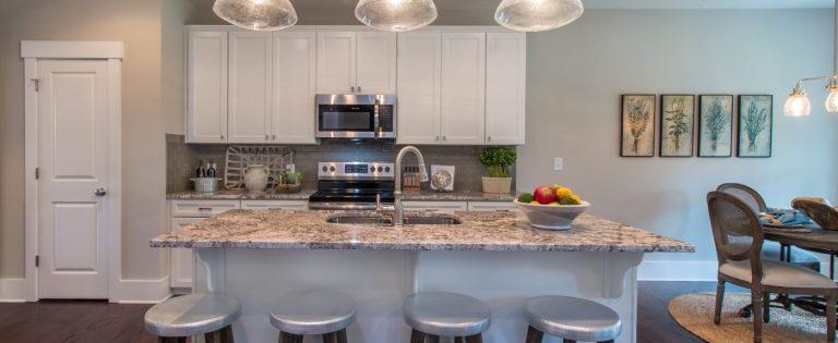 a gorgeous paran homes kitchen