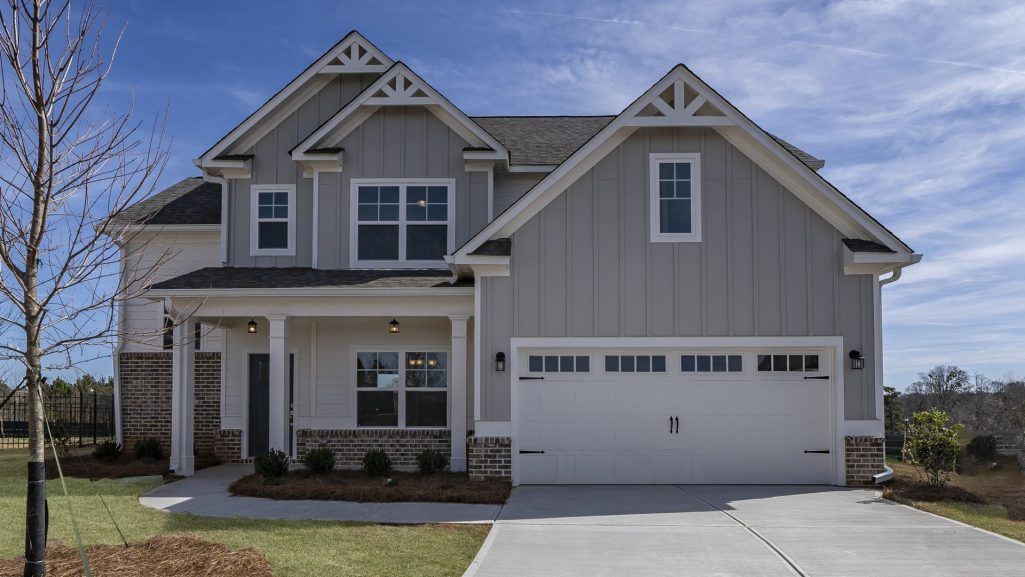 The Oakmont Floor Plan by Paran Homes