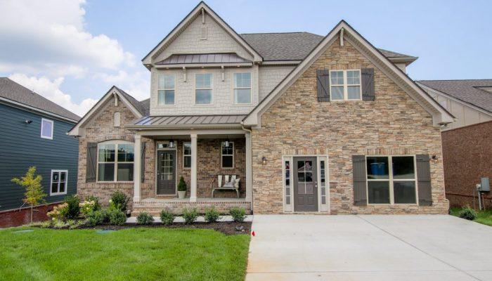 A home by Paran Homes