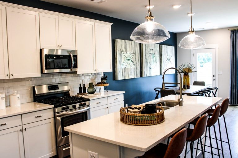 a kitchen in Sweetwater Landing, a Cobb County subdivision