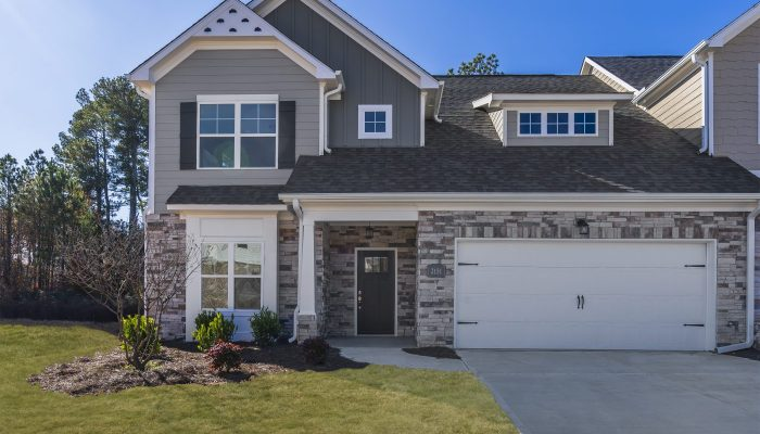 a home in an active adult community from Paran Homes