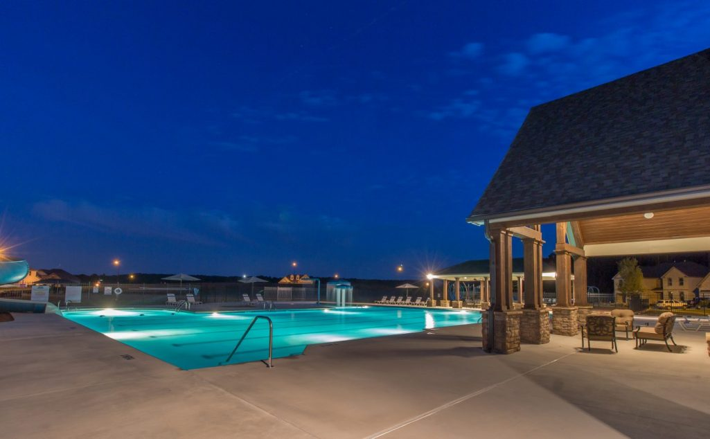 amenities include a phenomenal pool