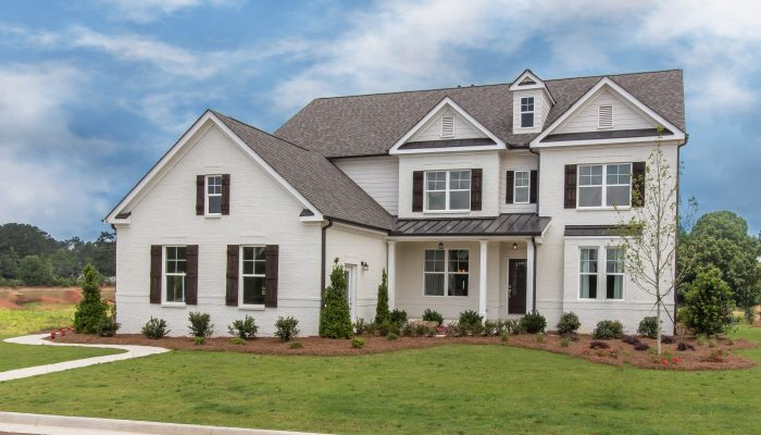 a home in an Atlanta new construction community from Paran Homes