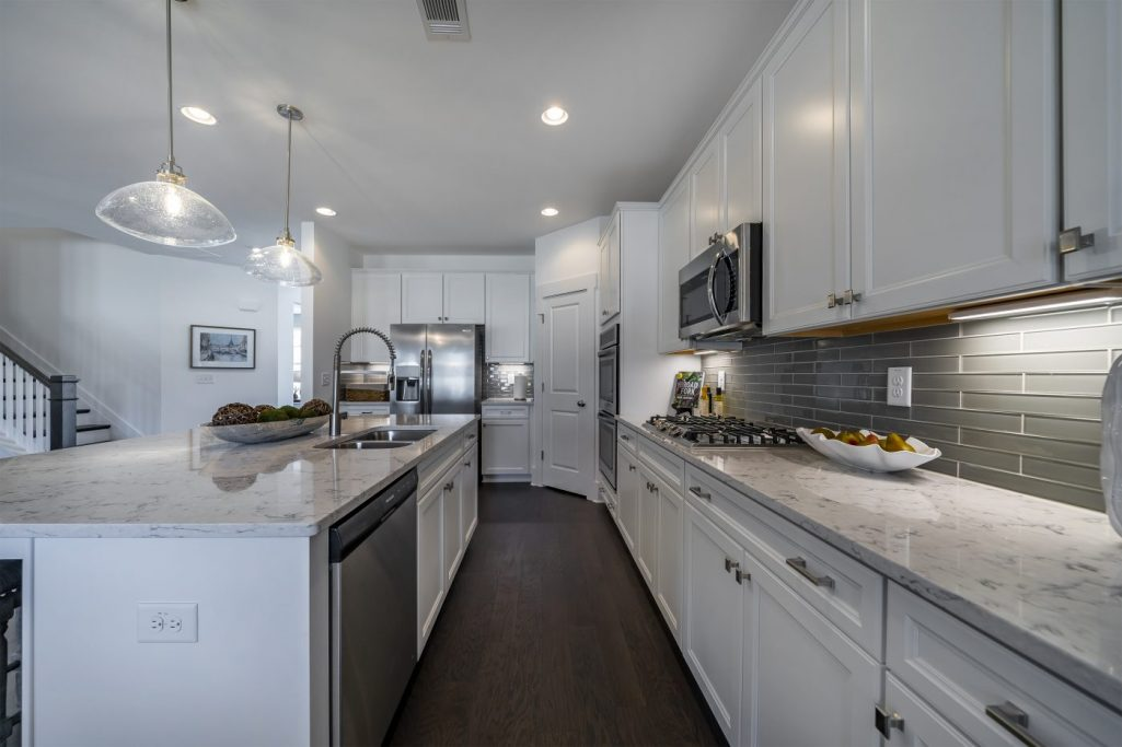 Georgetown Floor Plan Kitchen - like the new homes in the harrison high school district