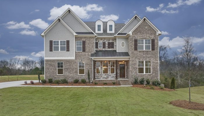 Model Home in Traditions of Braselton