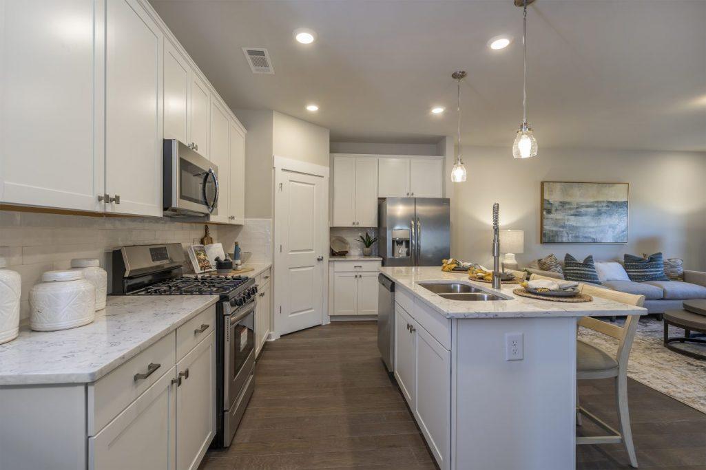 Gladstone Landing Kitchen in Gwinnett County
