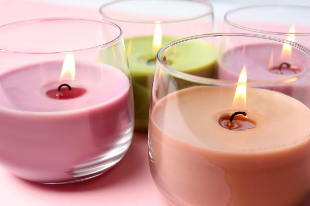 candles and diffusers can boost your mood and productivity belchonock © 123rf
